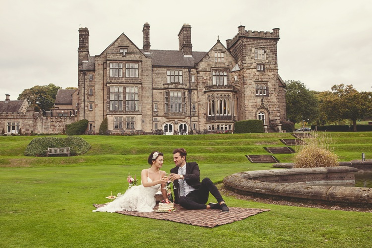 Breadsall Priory Weddings | Offers | Reviews | Photos | Fairs