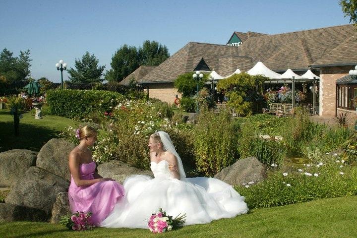 Kettering Spa Hotel Wedding