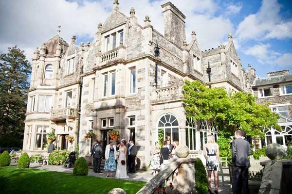 langdale chase hotel weddings
