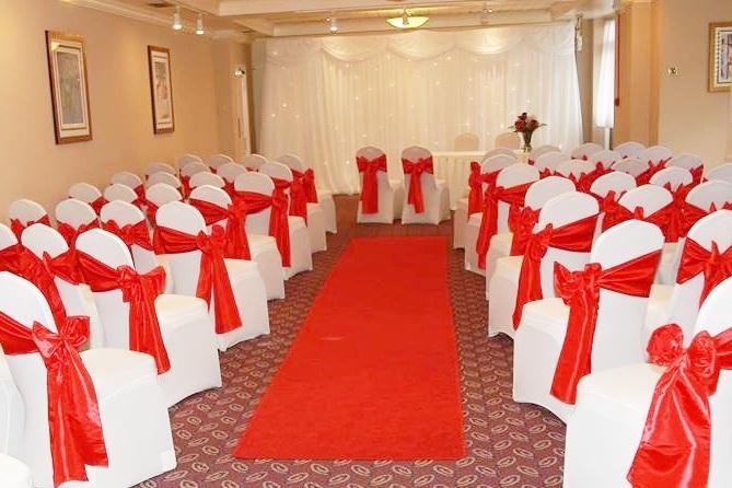 Ramada Solihull Hotel Weddings