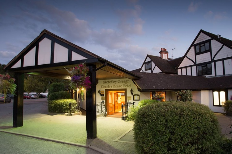 Sketchley Grange Hotel Spa Offers