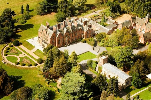 wroxall abbey hotel