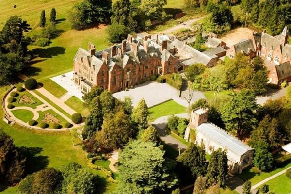 Exclusive Use Wedding Venues In England
