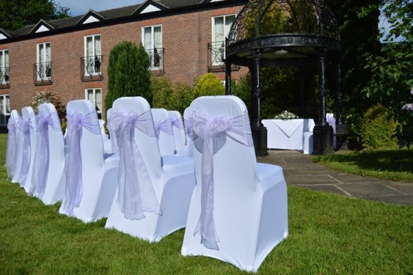 rossett hall hotel weddings