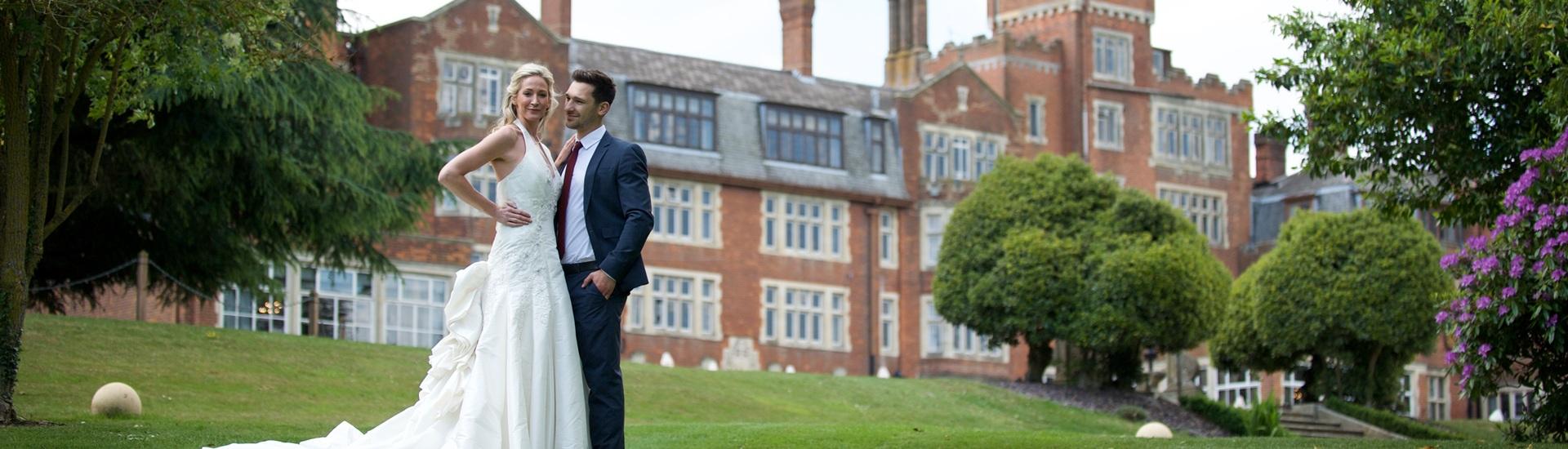 frimley hall hotel weddings