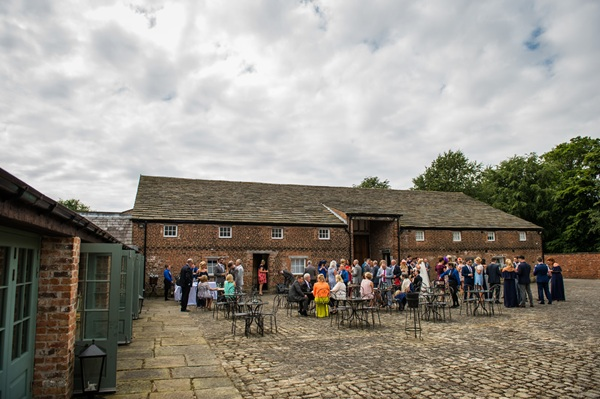 Meols Hall Tithe Barn Weddings