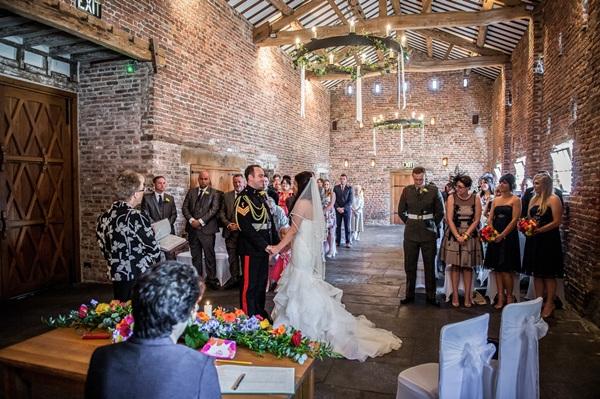 meols hall tithe barn weddings