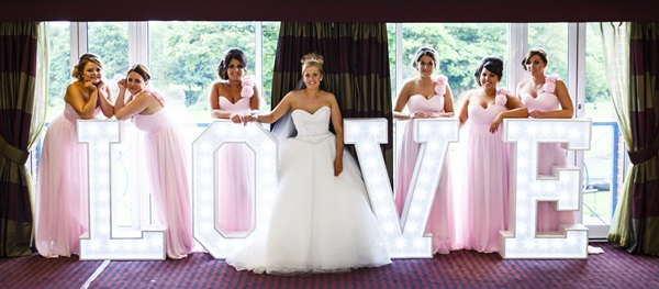 formby hall real wedding