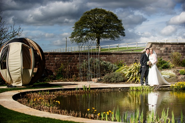 heaton house farm wedding