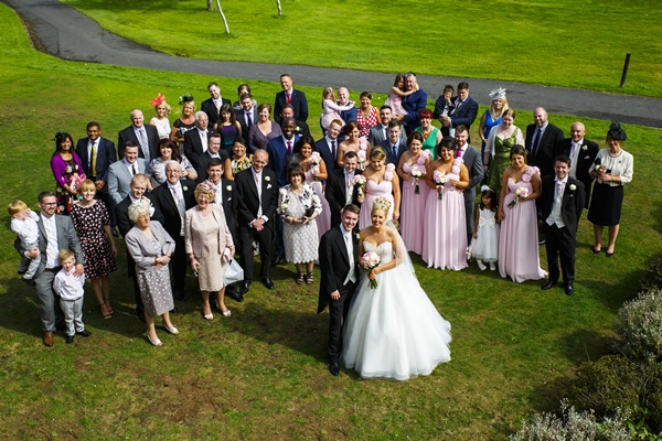 formby hall real weddings