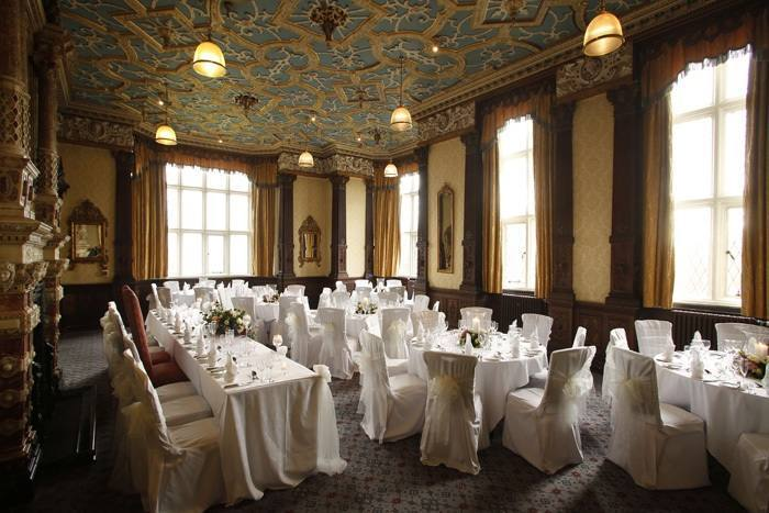 Crewe Hall Weddings Offers Packages Photos Fairs