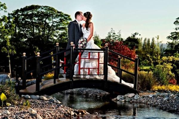 grosvenor pulford hotel weddings