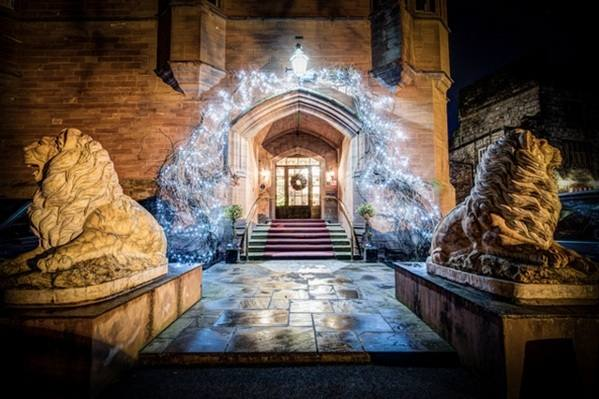 Ruthin Castle Hotel Weddings Offers Packages Photos