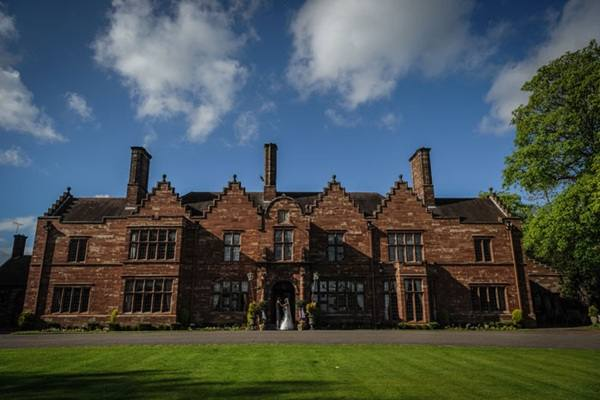 Wrenbury Hall Weddings Packages Offers Photos And