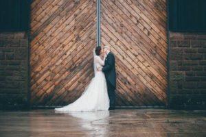 Heaton House Farm real wedding