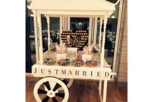 Daisy Doo Candy Cart Hire