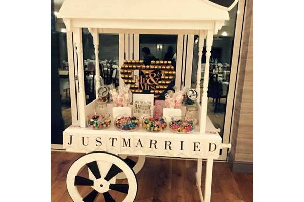 Daisy Doo Candy Cart Hire