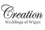 creation weddings wigan