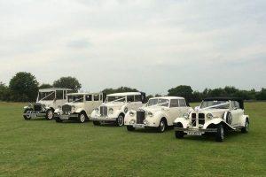 century wedding cars