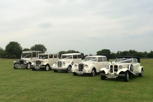 century wedding cars