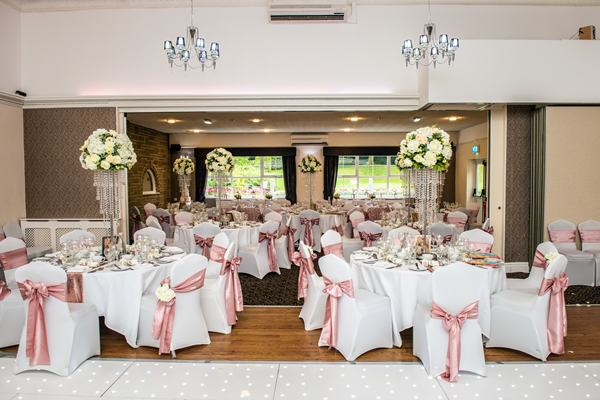 bolholt country park hotel weddings
