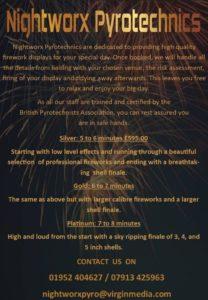 nightworx fireworks