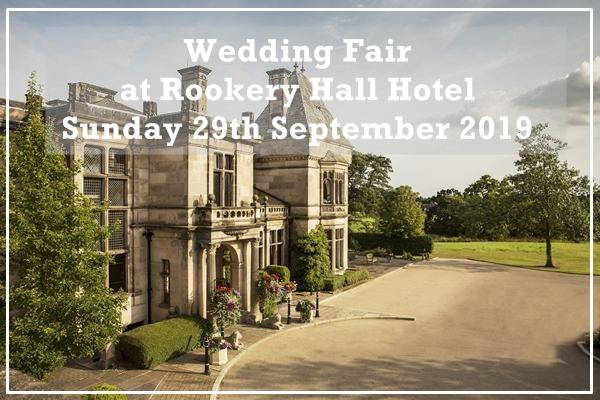 rookery hall hotel weddings