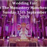 the monastery manchester wedding fair