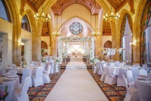 Cloisters bolton weddings