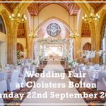 Cloisters bolton wedding fair