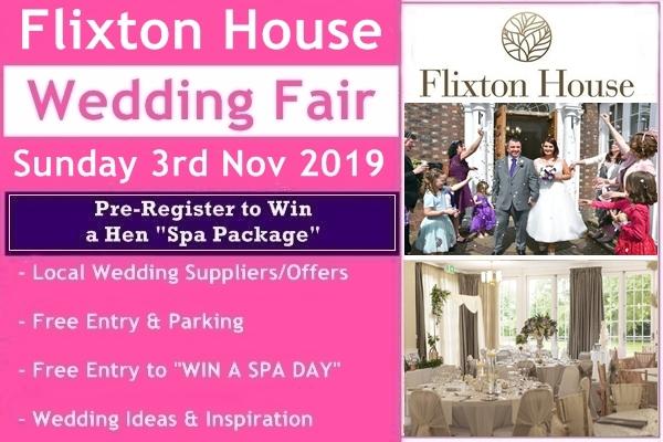 flixton house wedding fair
