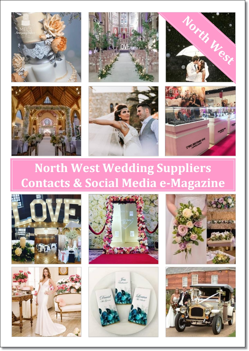 wedding suppliers e-magazine