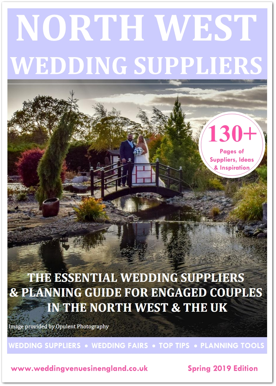north west wedding supplier magazine