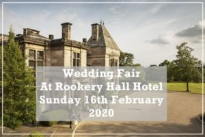 rookery hall hotel wedding fair