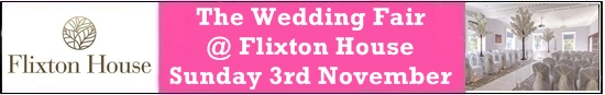 flixton house wedding fair