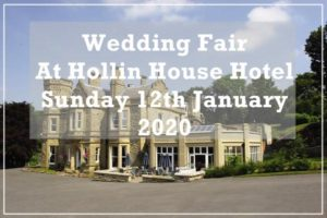 hollin house hotel wedding fair