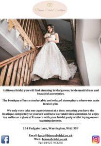 bisous bridal boutique
