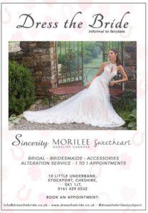 dress the bride stockport