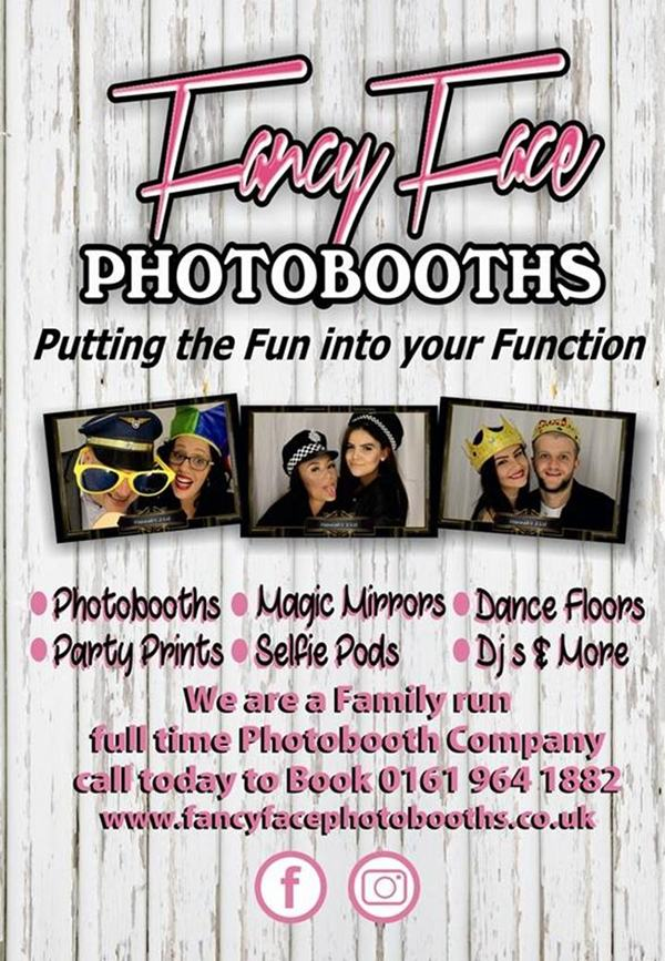 fancy face photobooths