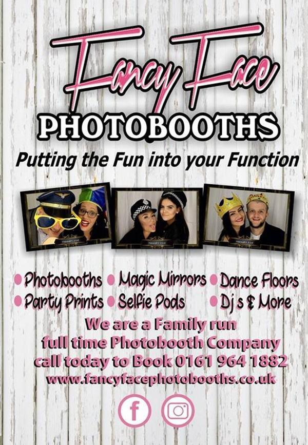 fancy face photobooths