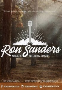 ron sanders music