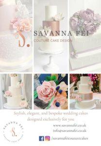 savanna fei couture cake design