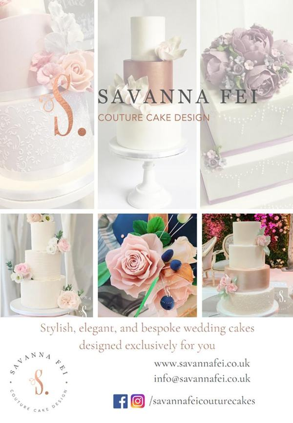 savanna fei couture cake design