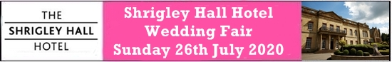 shrigley hall hotel wedding fair
