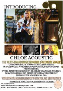 chloe acoustic
