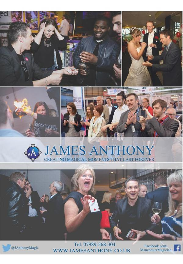 james anthony magic