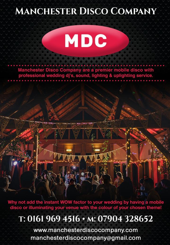 manchester disco company