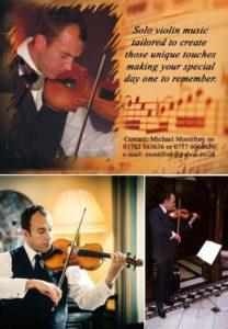 michael montifroy violinist