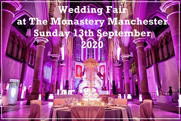 monastery manchester wedding fair