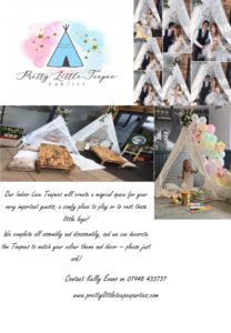 pretty little teepees